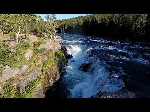 Sheep Falls on the Falls River, Idaho