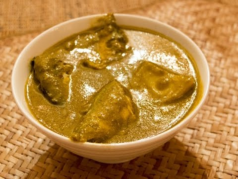 Parsi Green Fish Curry