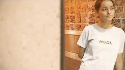 HODL Bitcoin - Women's Crypto T-Shirt | CryptoStore.com