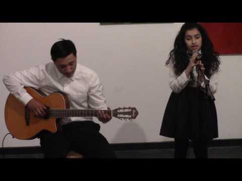 Ava Maria School of Arts and Enterprises Middle School Choir
