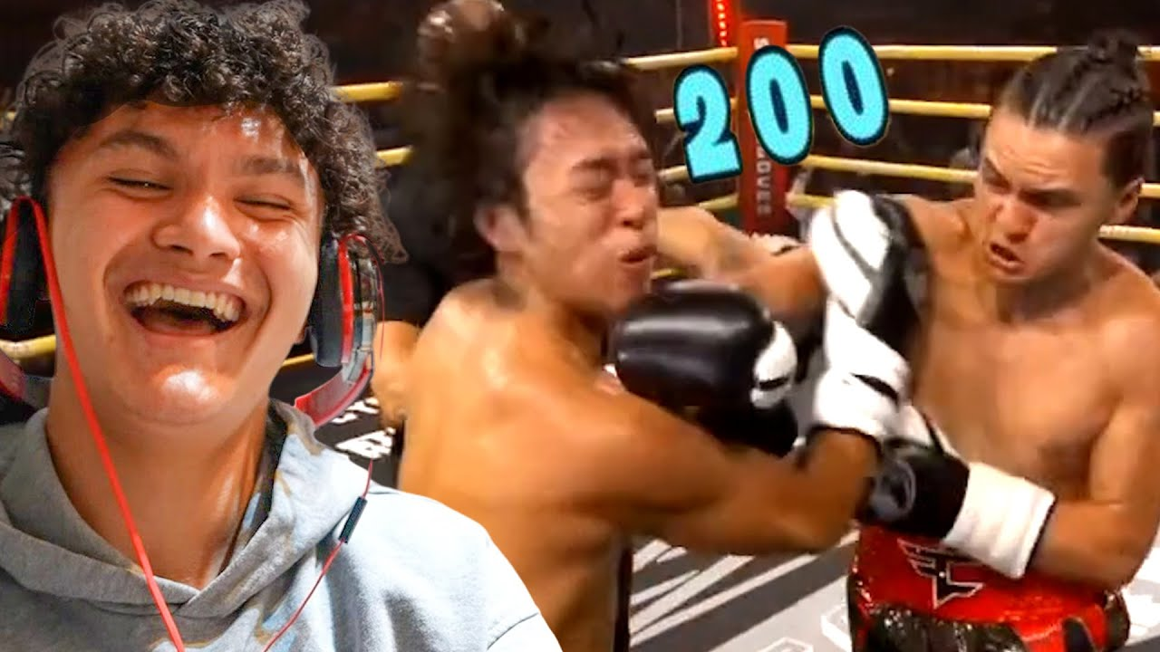 Download Reacting To My Boxing Fight