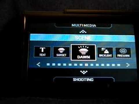 Samsung i70 Flash GUI