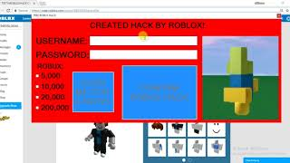 [NEW] ROBLOX TOLD ME A FREE ROBUX PROGRAM HACK! [WORKING!] [LEGIT!] [NO PLACES] [NO INSPECT]