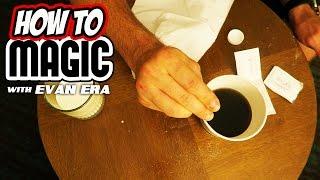 10 Coffee Magic Tricks & Pranks!