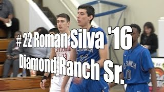 Roman Silva '16, Diamond Ranch Senior at 2015 UA Holiday Classic
