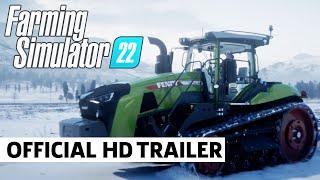 Farming Simulator 22 - It's A Calling Cinematic Trailer