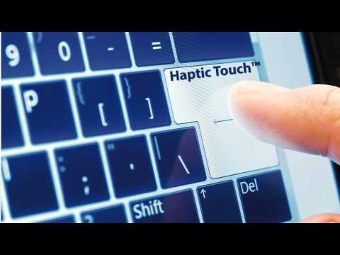Haptic Touch Technology Video next system 2015