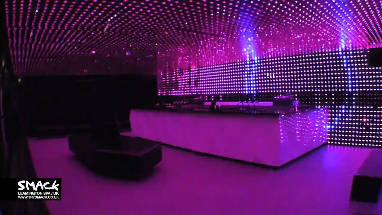 Smack Nightclub Led Room V3