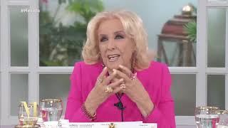 Video: Mirtha Legrand: Cristina va a ganar las elecciones