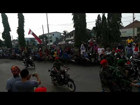Karnaval kp.cigading tegal ratu kec.ciwandan