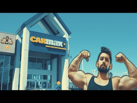 I Took My Biceps to Carmax For a Measurement