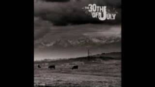 At The Crack Of Dawn - The 30th of July - Spook Records 2009