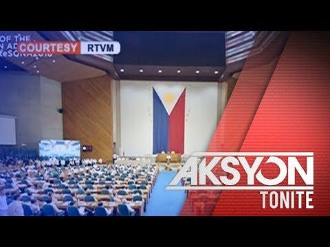 Pres. Duterte, inutos ang pagpasa sa ilang mga batas