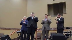 The Anchormen sing  I Heard About A Man