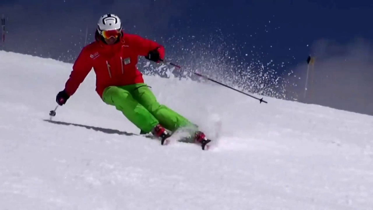 Ski carving youtube