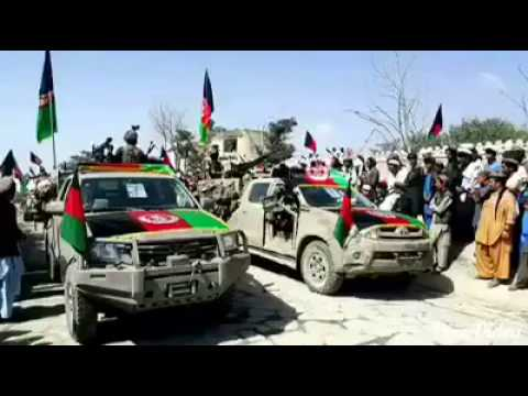 Afghanistan NDS Special Forces