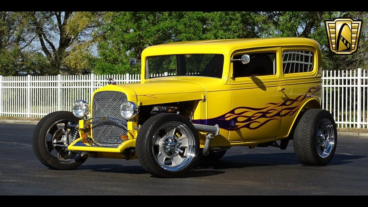 1932 Chevrolet 2 Door Coupe Gateway Orlando #751