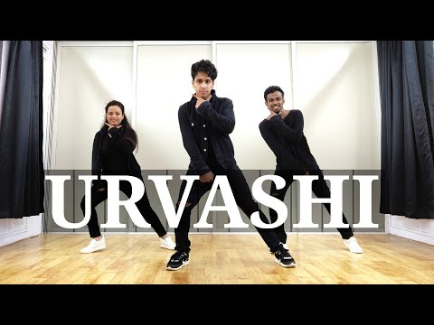 URVASHI - YO YO HONEY SINGH | SHAHID KAPOOR, KIARA ADVANI | Dharmesh Nayak Dance Video