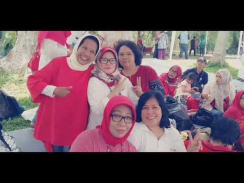 Temu Kangen Eks RBI (Research Bureau Indonesia) Tanah Abang 2,  Di Kebun Raya Bogor, 28 Agustus 2016