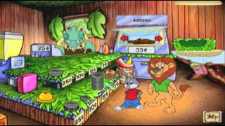 Reader Rabbit 1st Grade Trailer (Nintendo Wii)