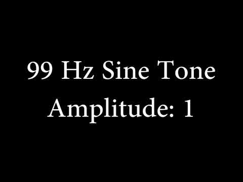 99 Hz Sine