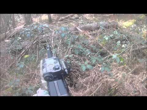 Airsoft War Game Action Greece Kallipefki