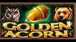 Golden Acorn - Slot Machine - 40 Lines