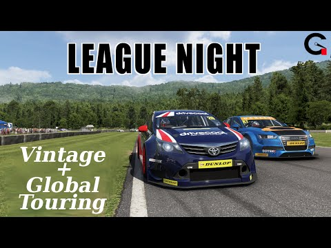 League Night - Vintage and Global Touring