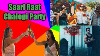 Party Saari Raat Chalegi | Hill View Villa | Shahid Mallya,Sohrab A Khan,Really life connection 2018