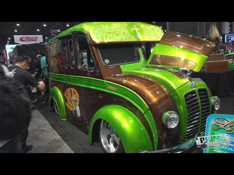 Extreme Custom Builds at SEMA 2017