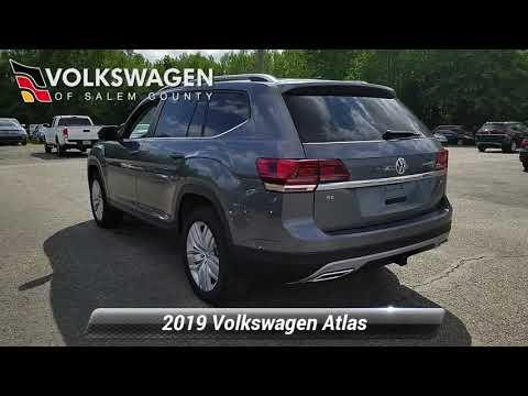New 2019 Volkswagen Atlas 3.6L V6 SE w/Technology, Monroeville, NJ 194067