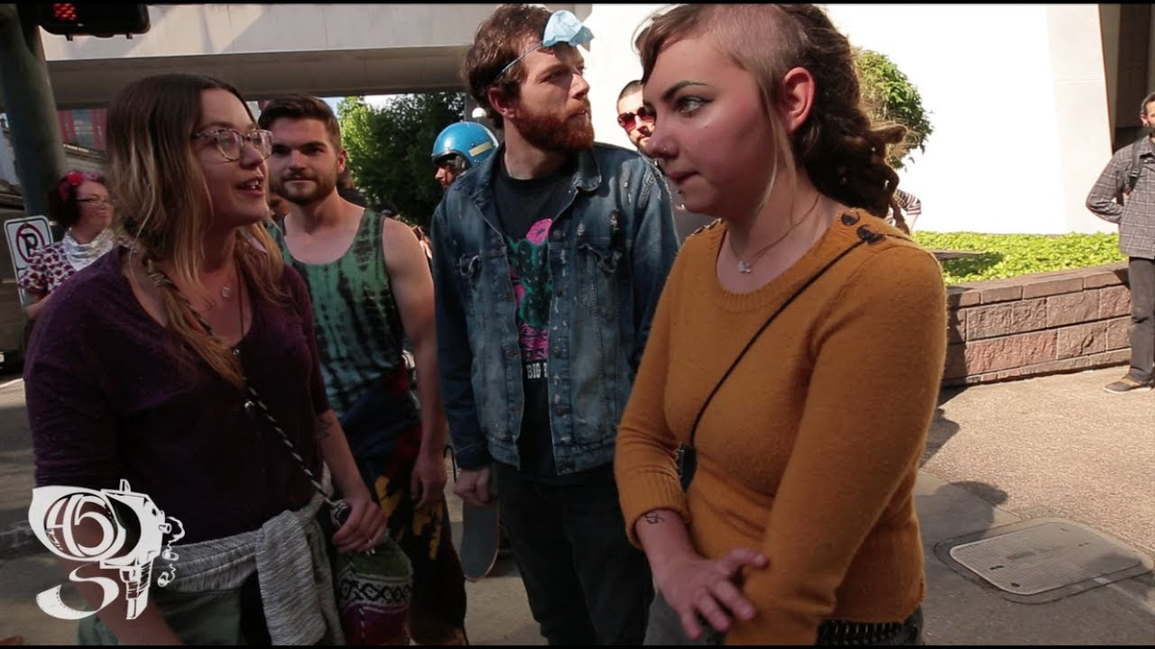 Portland oregon liberal