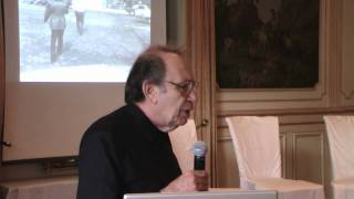 Vito Acconci - Master Talk auf dem Gütsch Luzern - Part 1
