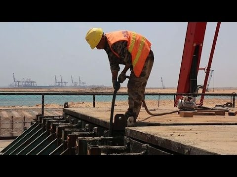 Horn of Africa's Djibouti dreams of becoming 'new Dubai'