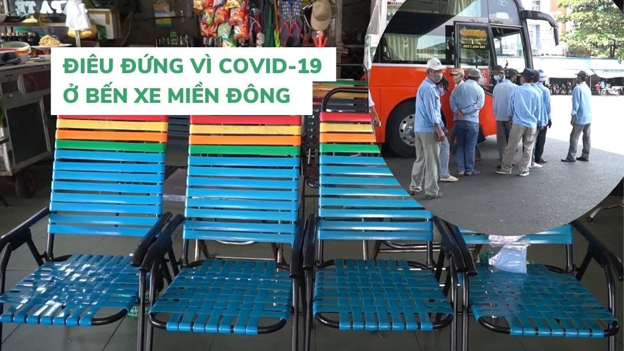 Xe ôm, chủ quán ăn Bến xe miền Đông điêu đứng vì virus corona