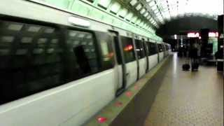 WMATA Metrorail Not In Service Red Line Bypassing Union Station