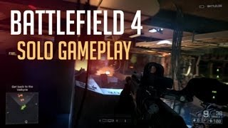 Battlefield 4 - Campagne solo Gameplay : Angry Sea - Présentation - EA France