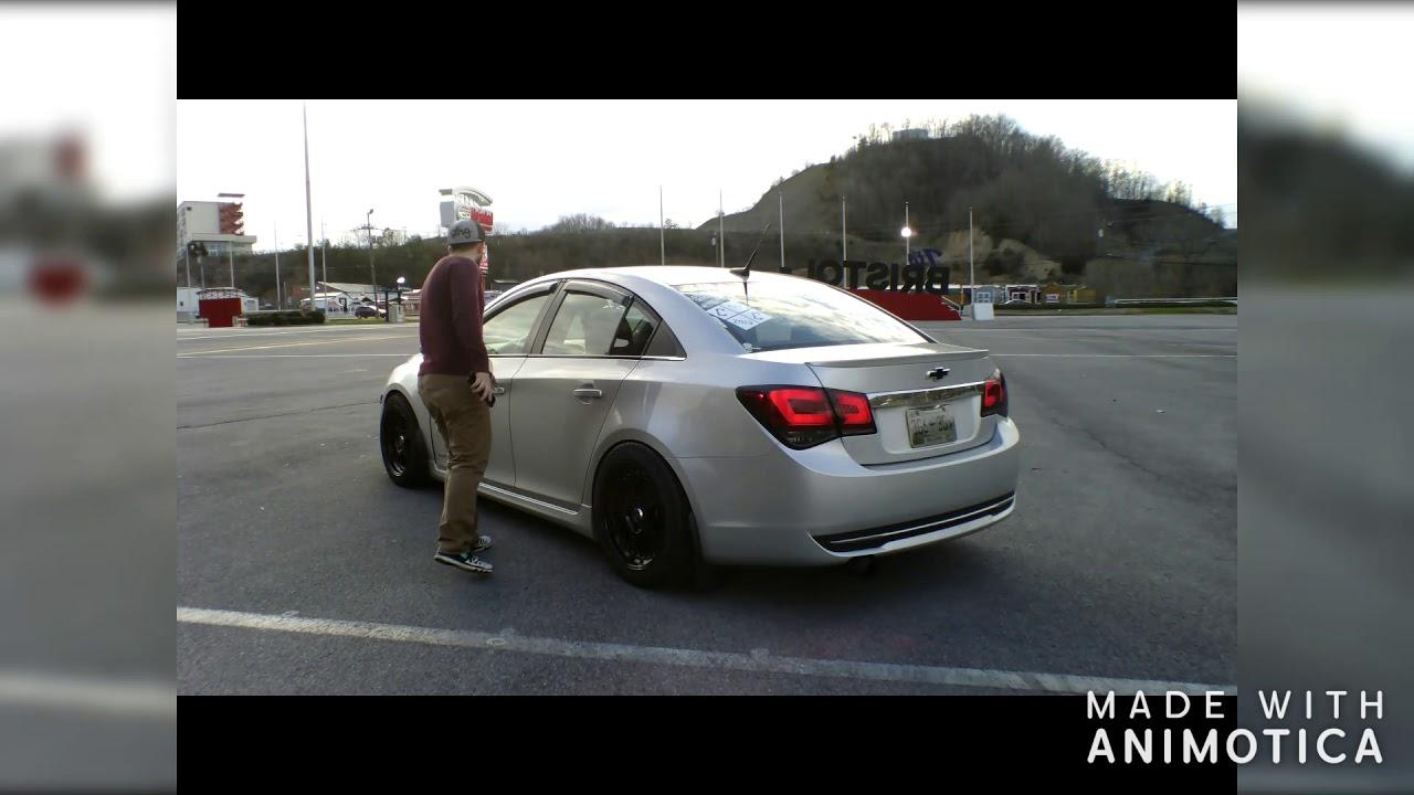 Cruze 3in catless straight pipe
