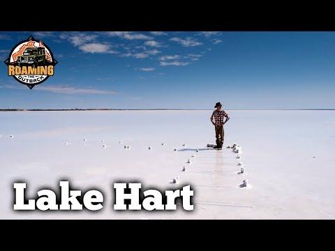 Lake Hart - Salt Lake - South Australia
