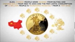 US dollar paper VS Gold