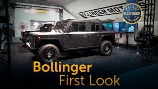 2021 Bollinger B1 & B2  - First Look