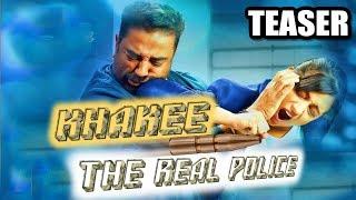 Khakee : The Real Police (Thoongavanam) 2018 Hindi Dubbed Official Teaser | Kamal Haasan, Trisha