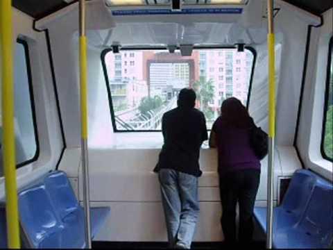 Paseo en Metromover por MIAMI