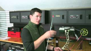 Bow Weight Adjustment & Bow Tiller