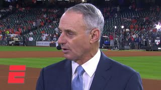 Rob Manfred describes his plans to improve baseball | MLB on ESPN