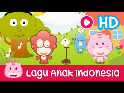 Lagu Anak Indonesia - Burung Kakak Tua