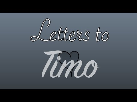 A Media Firestorm (Explicit): Letters to Timo 10