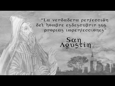 CONOCE A SAN AGUSTÍN DE HIPONA