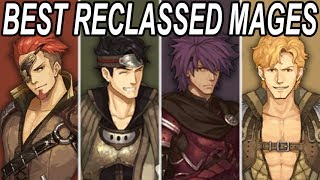 BEST Reclassed Mages in Fire Emblem Echoes: Shadows of Valentia