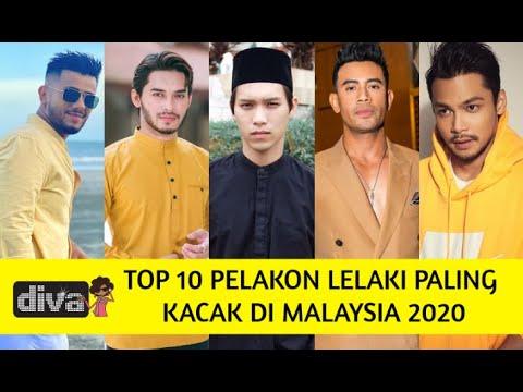 Download Top 10 Pelakon Lelaki Paling Kacak Di Malaysia 2020